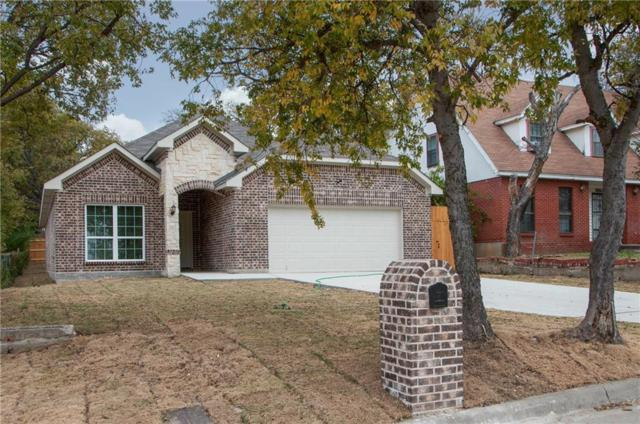 1114 Oxford Street, River Oaks, TX 76114 (MLS #13785945) :: Baldree Home Team