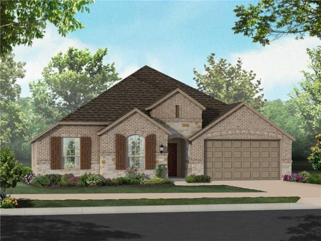 2701 Stallion Trail, Aubrey, TX 76227 (MLS #13785957) :: Team Hodnett