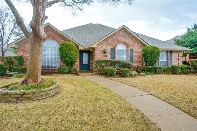 813 Falcon Lane, Coppell, TX 75019 (MLS #13786043) :: Team Hodnett