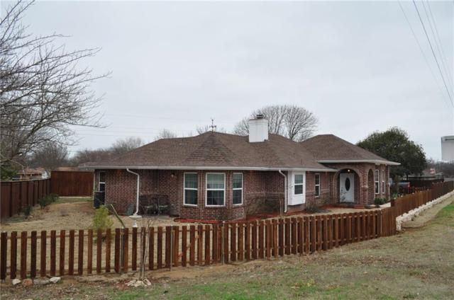 1080 Brown Street, Waxahachie, TX 75165 (MLS #13786080) :: Team Hodnett
