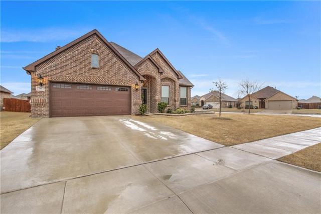 716 Shadow River Drive, Saginaw, TX 76179 (MLS #13786091) :: Team Hodnett