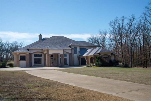 495 County Road 43330, Paris, TX 75462 (MLS #13786170) :: The Real Estate Station
