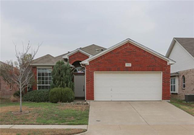 3748 Brandywine Lane, Fort Worth, TX 76244 (MLS #13786187) :: Team Hodnett