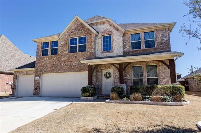 3204 Pilgrim Drive, Melissa, TX 75454 (MLS #13786240) :: Team Hodnett