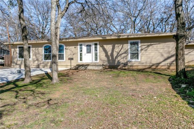 403 Norman Drive, Euless, TX 76040 (MLS #13786288) :: Team Hodnett