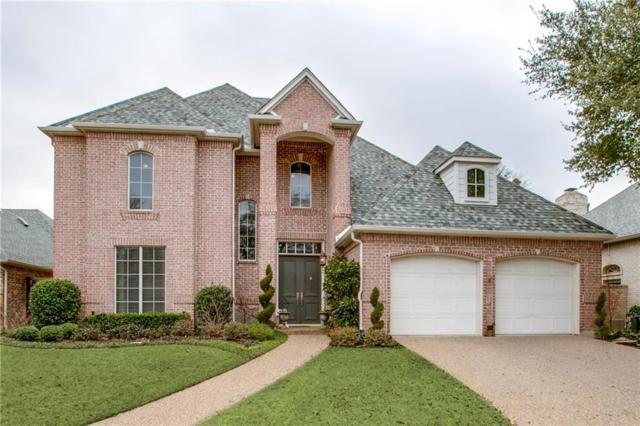 17307 Village Lane, Dallas, TX 75248 (MLS #13786302) :: Team Hodnett