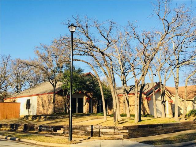 3801 Mulberry Lane, Bedford, TX 76021 (MLS #13786316) :: Team Hodnett