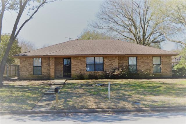1007 Meridith Drive, Terrell, TX 75160 (MLS #13786365) :: RE/MAX Landmark