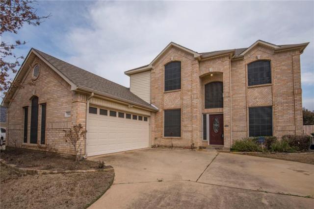 7604 Aubrey Lane, North Richland Hills, TX 76182 (MLS #13786419) :: Team Hodnett