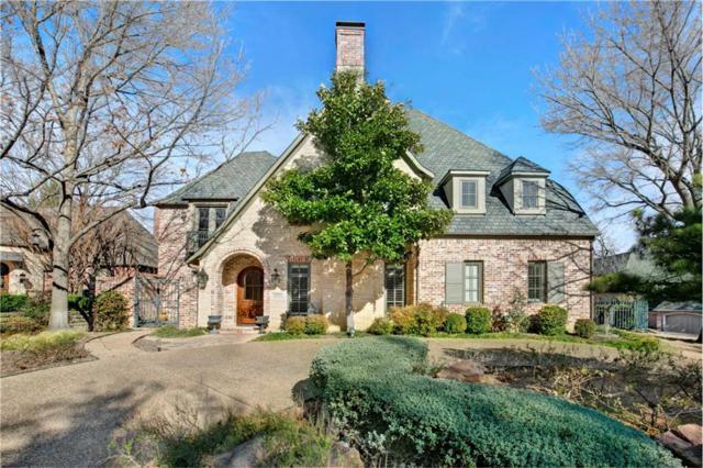 6929 Forest Cove Circle, Dallas, TX 75230 (MLS #13786431) :: Team Hodnett