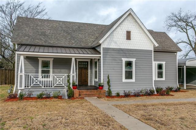 901 Oak Street, Mckinney, TX 75069 (MLS #13786542) :: RE/MAX Pinnacle Group REALTORS