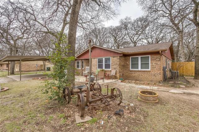 13919 Briarwood Road, Azle, TX 76020 (MLS #13786608) :: Team Hodnett