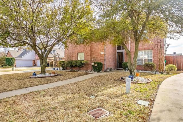 8005 Cripple Creek Drive, Fort Worth, TX 76179 (MLS #13786636) :: Team Hodnett