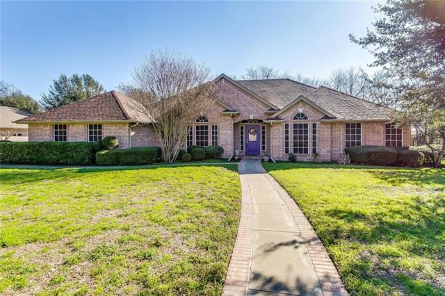 1107 Brook Lane, Cleburne, TX 76033 (MLS #13786693) :: Team Hodnett