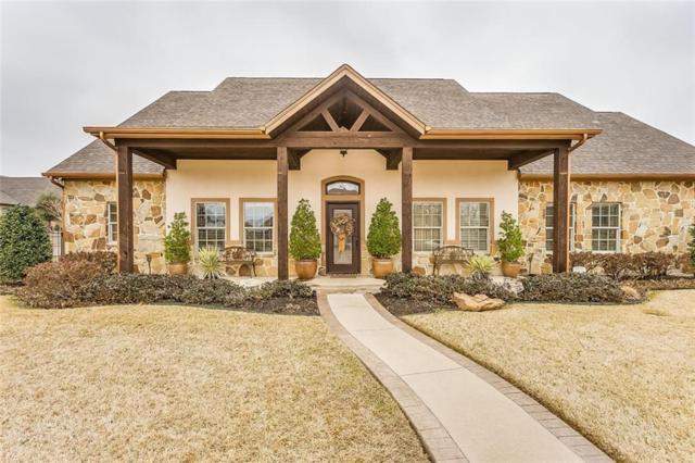 1201 Lytham Court, Fort Worth, TX 76028 (MLS #13786768) :: Team Hodnett