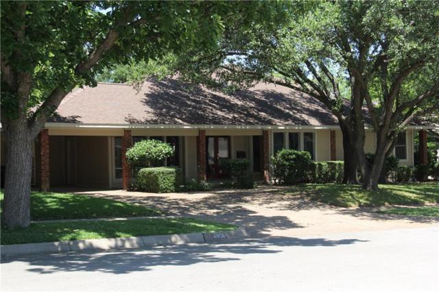 4056 Mattison Avenue, Fort Worth, TX 76107 (MLS #13786795) :: Team Hodnett