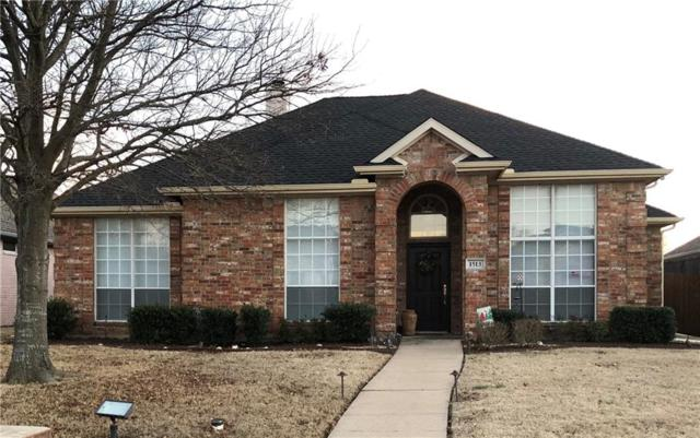 1513 Anchor Drive, Wylie, TX 75098 (MLS #13786838) :: Team Hodnett