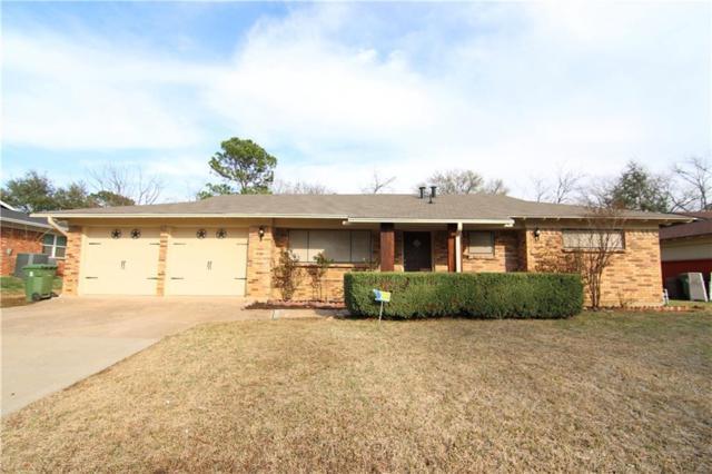 1044 Mary Drive, Hurst, TX 76053 (MLS #13786948) :: Team Hodnett