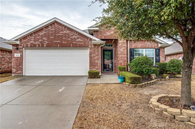914 Horizon Ridge Circle, Little Elm, TX 75068 (MLS #13786955) :: Team Hodnett
