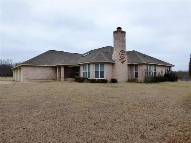1701 W Main Street, Eastland, TX 76448 (MLS #13786967) :: Team Hodnett