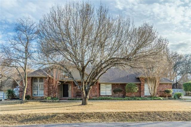 1540 Nightingale Circle, Keller, TX 76262 (MLS #13787109) :: Team Hodnett