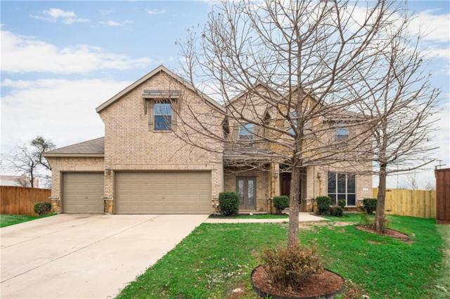 1118 Fieldstone Drive, Cedar Hill, TX 75104 (MLS #13787157) :: Team Hodnett