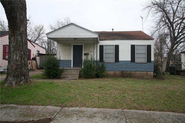2547 Searcy Drive, Dallas, TX 75211 (MLS #13787166) :: Team Hodnett