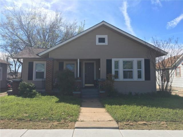 2938 8th Avenue, Fort Worth, TX 76110 (MLS #13787243) :: The Mitchell Group