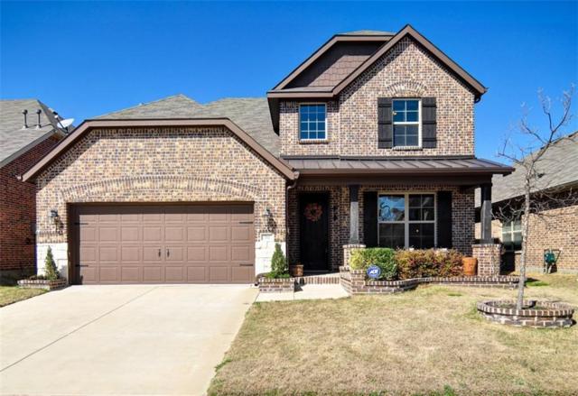712 Calliopsis Street, Little Elm, TX 75068 (MLS #13787249) :: Team Hodnett