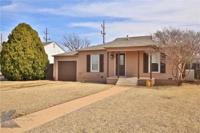 1609 Marshall Street, Abilene, TX 79605 (MLS #13787327) :: Team Hodnett