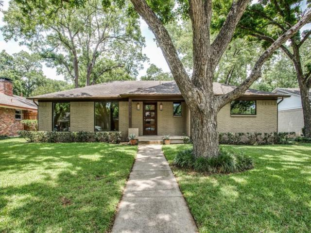 7015 Arboreal Drive, Dallas, TX 75231 (MLS #13787336) :: Team Hodnett