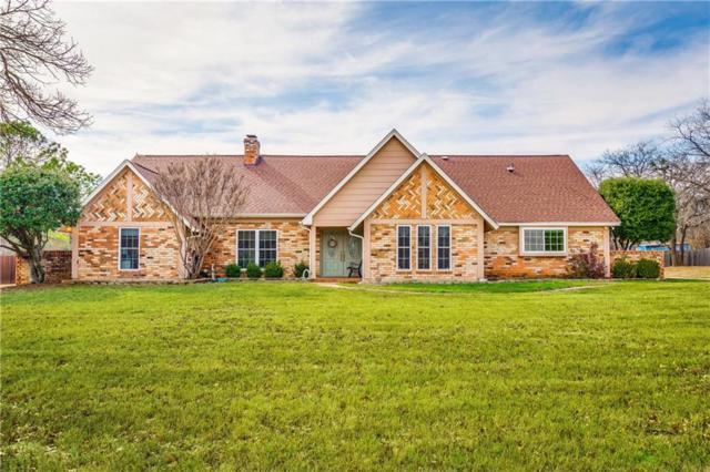 111 Oakview Drive, Double Oak, TX 75077 (MLS #13787352) :: Team Hodnett