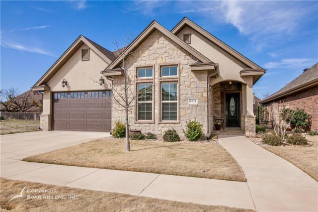 5618 Legacy Drive, Abilene, TX 79606 (MLS #13787398) :: Team Hodnett