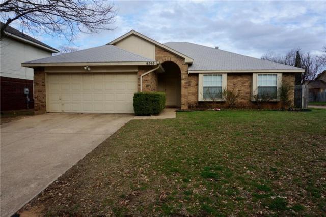 8345 Ohara Lane, Fort Worth, TX 76123 (MLS #13787470) :: Team Hodnett
