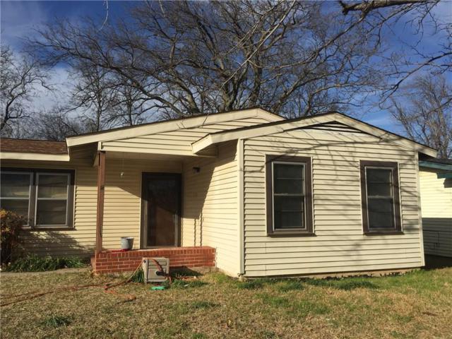 1817 Jocyle Street, Arlington, TX 76010 (MLS #13787481) :: Team Hodnett