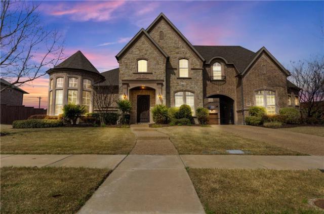 2297 Sussex Lane, Allen, TX 75013 (MLS #13787528) :: Pinnacle Realty Team