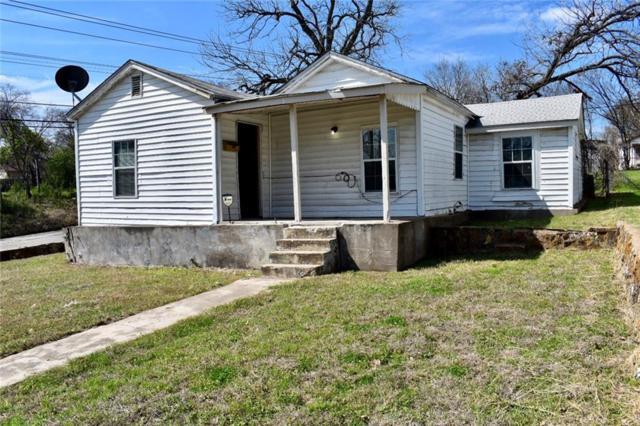 1726 Belzise Terrace, Fort Worth, TX 76104 (MLS #13787596) :: Team Hodnett