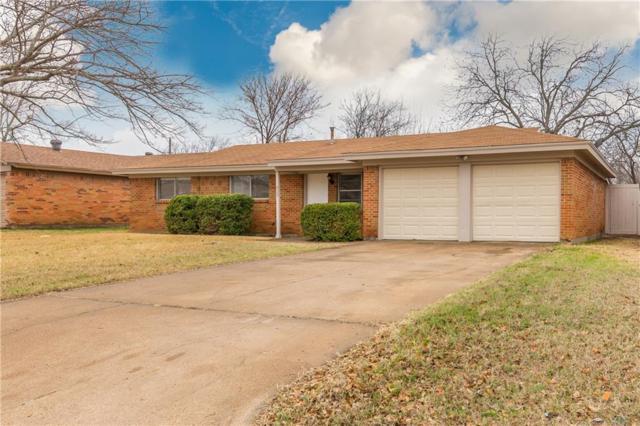 833 Crosby Avenue, White Settlement, TX 76108 (MLS #13787619) :: Team Hodnett