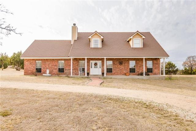 5547 Fm 89 B, Tuscola, TX 79562 (MLS #13787675) :: The Tonya Harbin Team