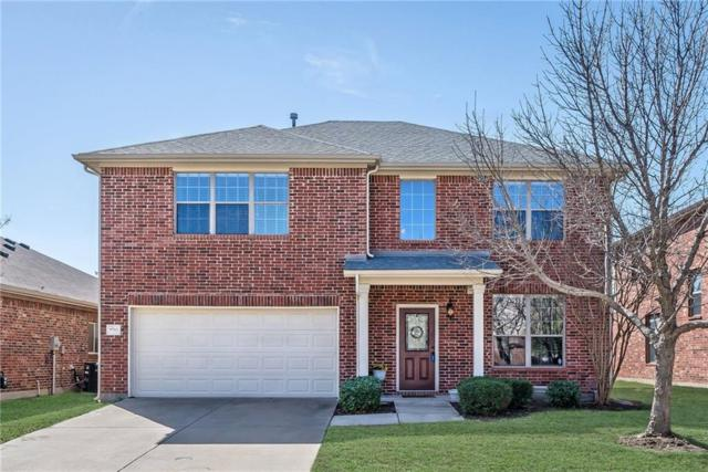 5713 Quicksilver Drive, Mckinney, TX 75070 (MLS #13787726) :: Team Hodnett