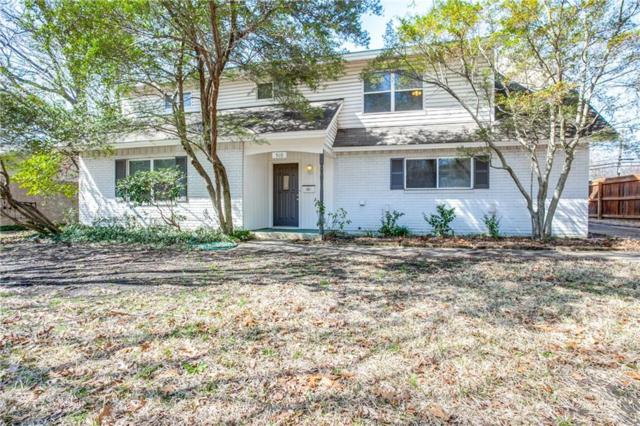 510 S Waterview Drive, Richardson, TX 75080 (MLS #13787739) :: The Marriott Group