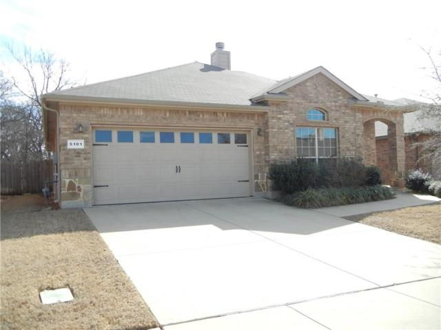 5101 Carnoustie Trail, Arlington, TX 76001 (MLS #13787740) :: The Mitchell Group