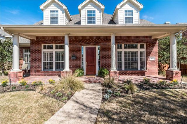 1052 Sir Lancelot Circle, Lewisville, TX 75056 (MLS #13787748) :: Team Hodnett
