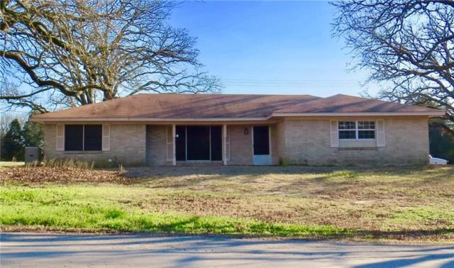 101 Lazy Way, Fairfield, TX 75840 (MLS #13787781) :: Team Hodnett