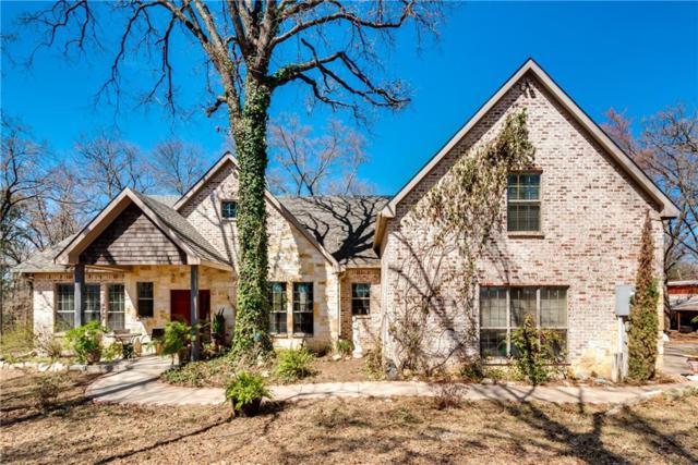 9399 Lakeridge Lane, Kaufman, TX 75142 (MLS #13787806) :: Team Hodnett
