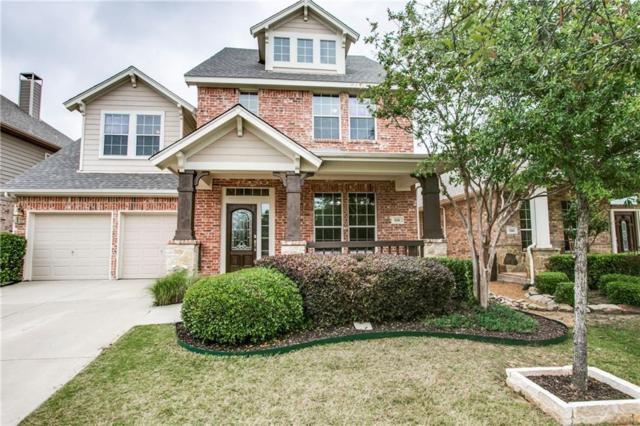 1151 Bonham Parkway, Lantana, TX 76226 (MLS #13787832) :: The Real Estate Station