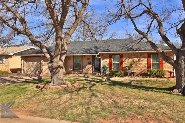 4048 Laurel Drive, Abilene, TX 79603 (MLS #13787835) :: The Tonya Harbin Team