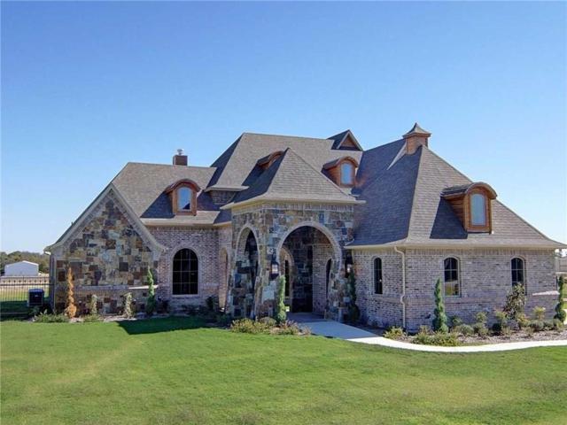 321 Addison Drive, Hudson Oaks, TX 76087 (MLS #13787890) :: Team Hodnett
