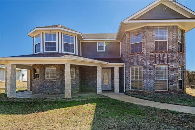 668 Cleve Cole Road, Denison, TX 75021 (MLS #13787902) :: Team Hodnett
