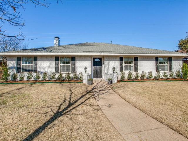 2813 Forest Grove Drive, Richardson, TX 75080 (MLS #13787939) :: Team Hodnett